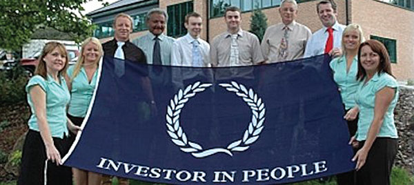 EBL Group Investor in People